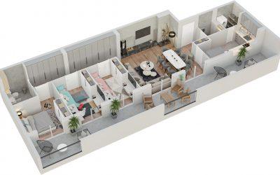 Četvorosoban stan 2.65